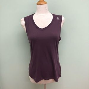 Reebok Supremium Tank: Purple (PM505)